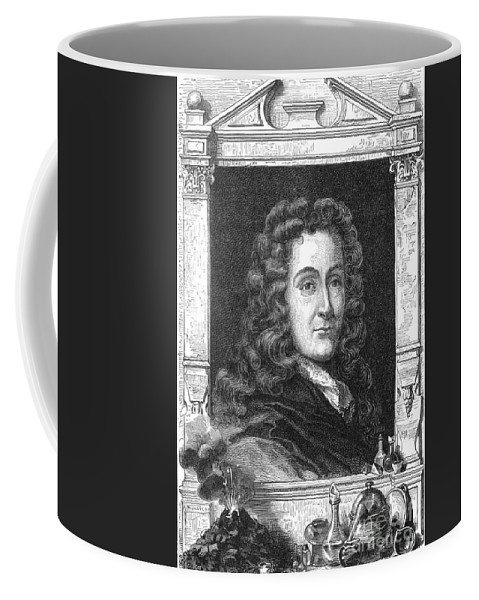 Science Coffee Mug featuring the photograph Nicolas L�mery, French Chemist by Science Source