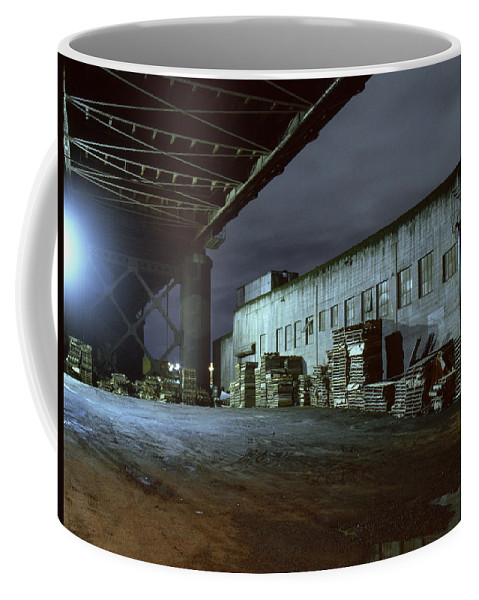 Nightscape Coffee Mug featuring the photograph Nightscape 1 by Lee Santa