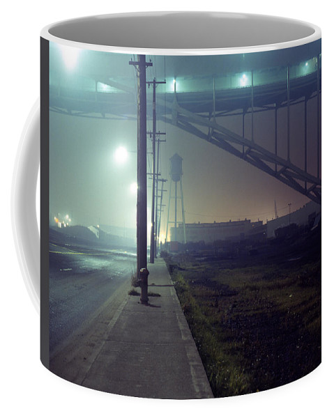 Night Photo Coffee Mug featuring the photograph Nightscape 2 by Lee Santa
