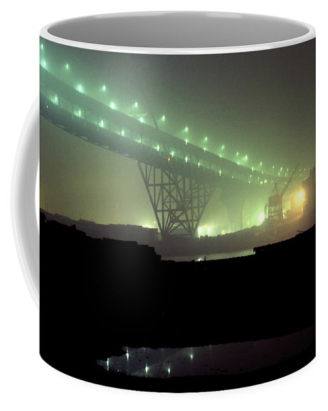 Night Photo Coffee Mug featuring the photograph Nightscape 3 by Lee Santa