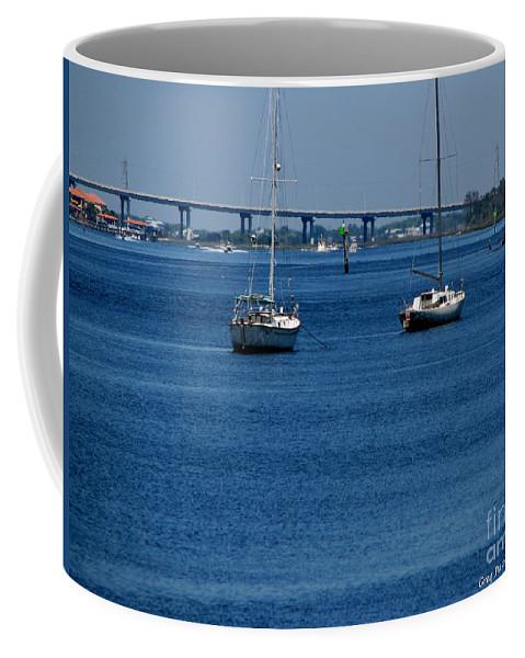 Patzer Coffee Mug featuring the photograph No Yard Work by Greg Patzer