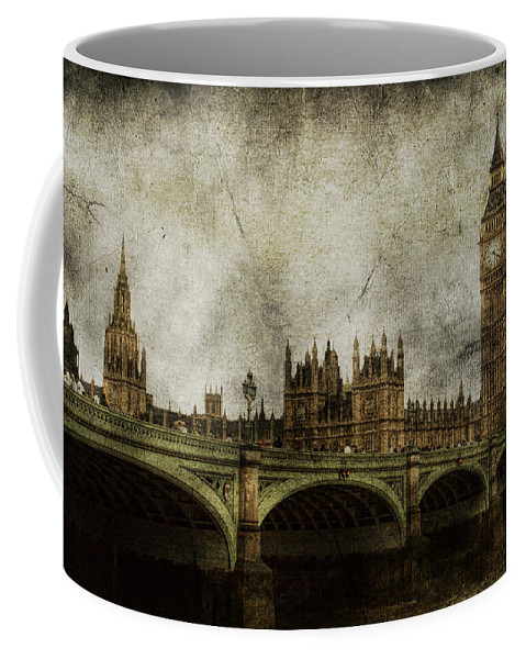 London Coffee Mug featuring the photograph Noble Attributes by Andrew Paranavitana