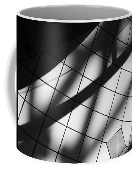 200 Views Coffee Mug featuring the photograph Noir by Jenny Revitz Soper