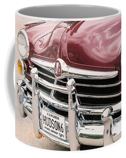 Hudson Coffee Mug featuring the photograph North Dakota Hudson by Lauri Novak