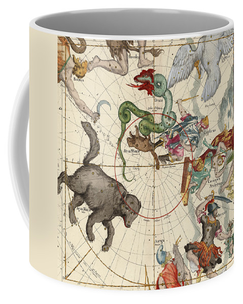 North Pole Coffee Mug featuring the painting North Pole by Ignace-Gaston Pardies