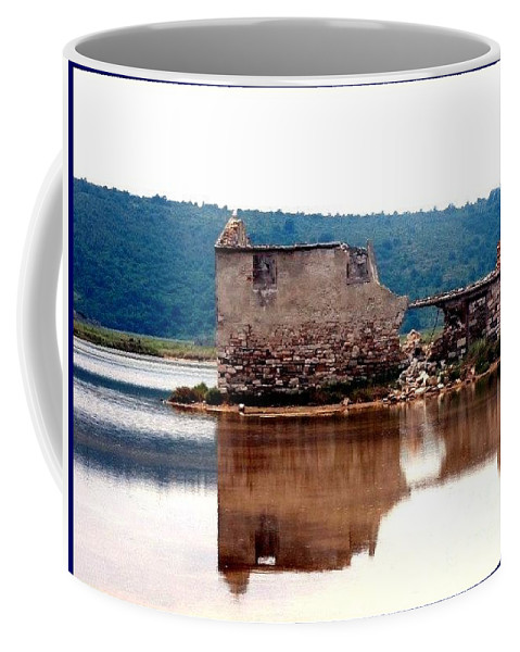 Saltpan Coffee Mug featuring the photograph Nostalgia by Dragica Micki Fortuna