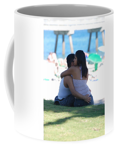 People Coffee Mug featuring the photograph Not Married by Rob Hans