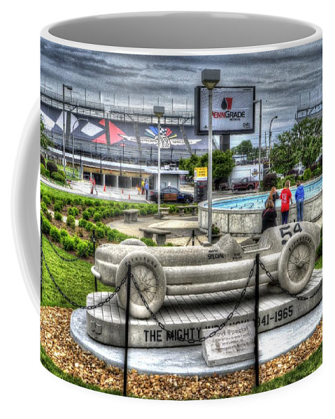 Indy 500 Coffee Mug featuring the photograph Novi Special by Josh Williams