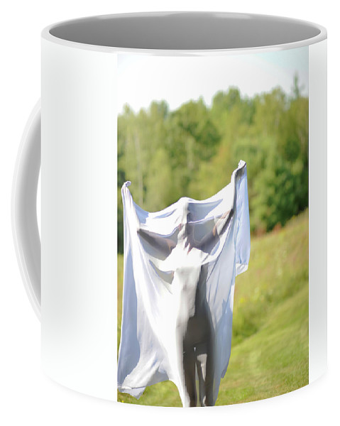 Coffee Mug featuring the photograph Spirit Like by Adele Aron Greenspun