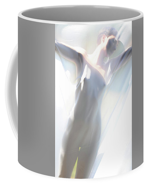Coffee Mug featuring the photograph Ethereal Beauty by Adele Aron Greenspun