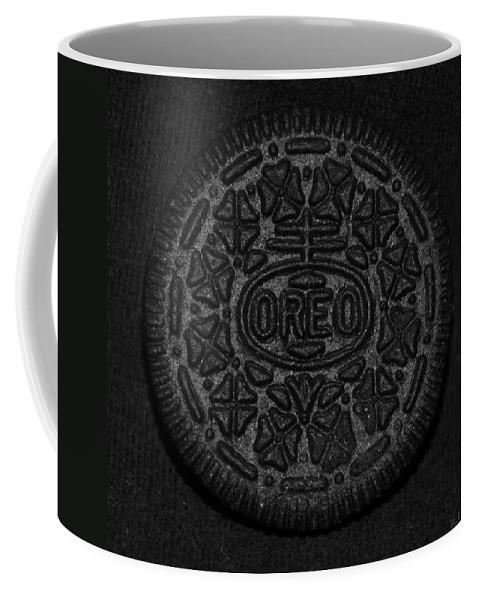Oreo Coffee Mug featuring the photograph O R E O by Rob Hans