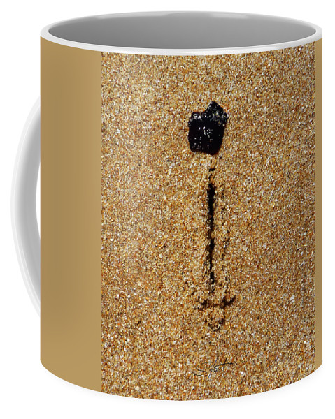 Erotic Coffee Mug featuring the photograph Obsession by Charles Stuart