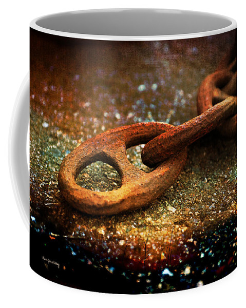Ship Coffee Mug featuring the photograph Obsolete But Strong by Randi Grace Nilsberg
