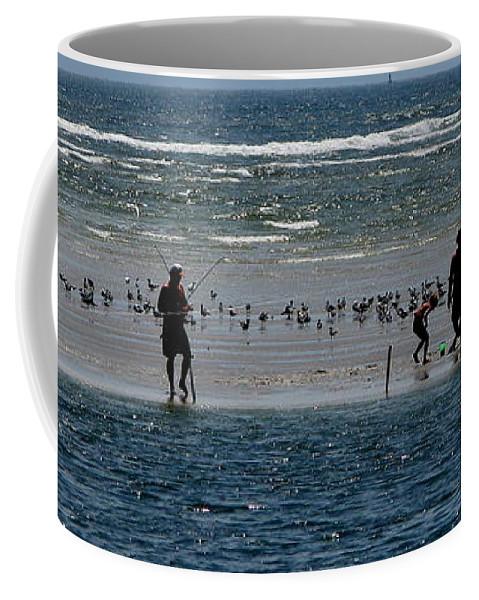 Atlantic Ocean Coffee Mug featuring the photograph Ocean Way by Greg Patzer