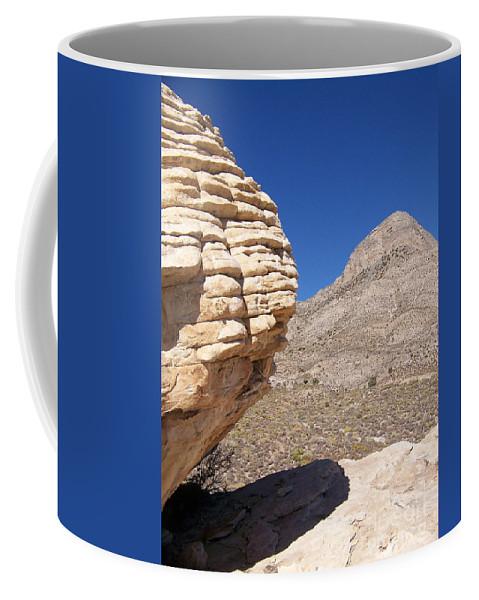 Scenic Coffee Mug featuring the photograph Odd Ball by Greg Hammond