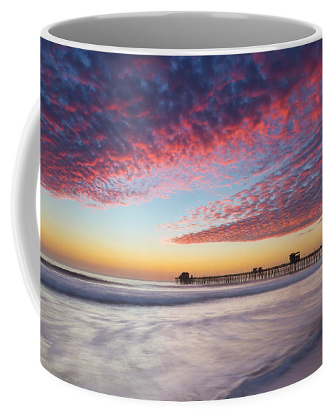 Beach Coffee Mug featuring the photograph Of Milk Shakes And Cotton Candy by Peter Tellone