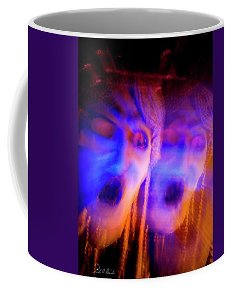 Color Coffee Mug featuring the photograph Oh Noooo by Frederic A Reinecke