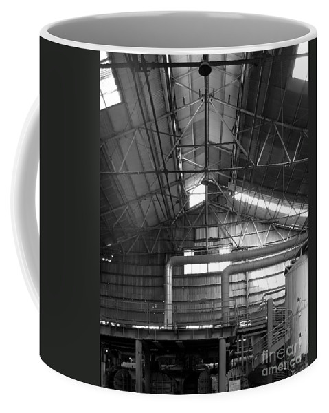 Factory Coffee Mug featuring the photograph Old Factory by Yali Shi