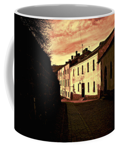 House Coffee Mug featuring the photograph Old House by Lyriel Lyra