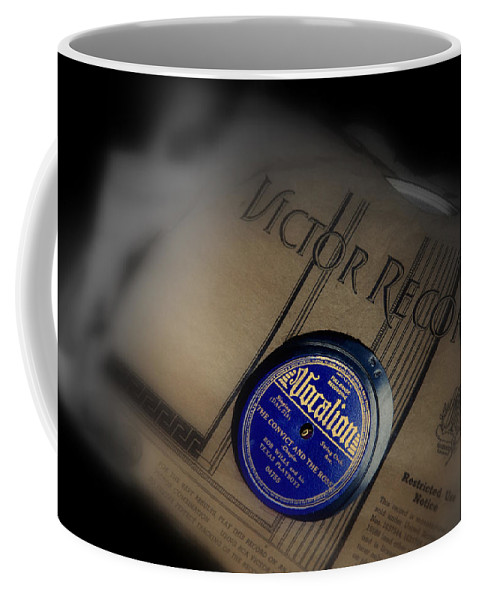 Photography Coffee Mug featuring the photograph Old Memories by Susanne Van Hulst