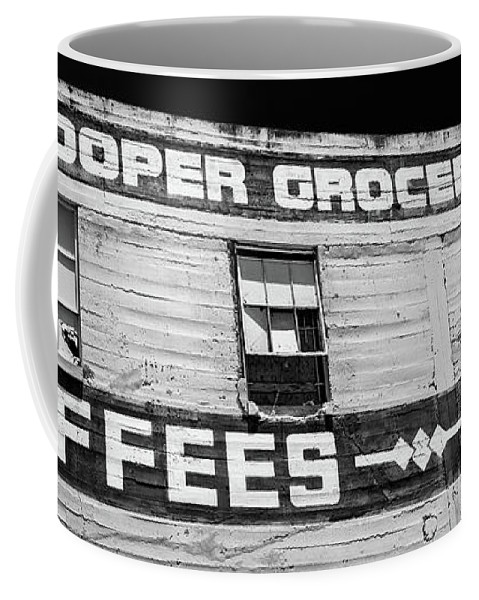 Texas Coffee Mug featuring the photograph Old Waco by Aaron Geraud