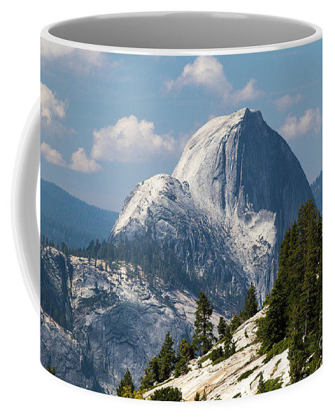 Olmsted Point Coffee Mug featuring the photograph Olmsted Point by Vincent Bonafede