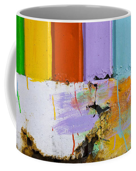 Skip Hunt Coffee Mug featuring the photograph Once Upon A Circus by Skip Hunt