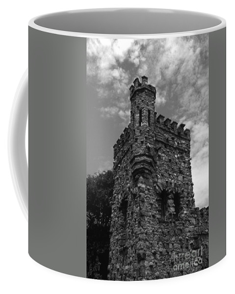 Castle Coffee Mug featuring the photograph Once Upon A Time by Richard Rizzo