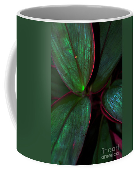 Coffee Mug featuring the photograph One Drop Of Water by Skip Willits