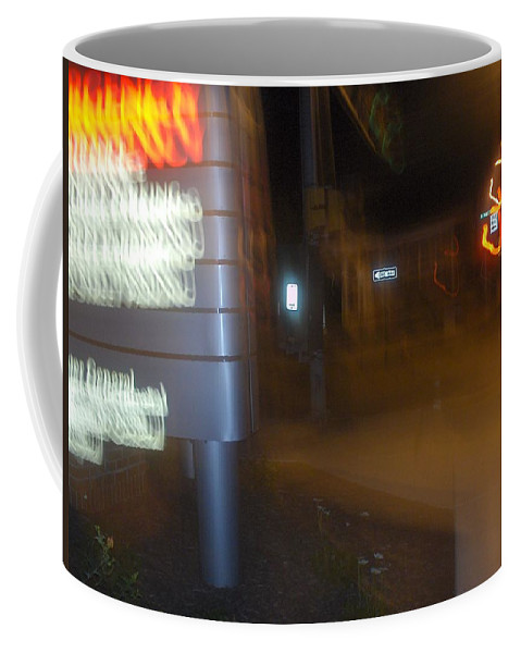 Photograph Coffee Mug featuring the photograph One Way by Thomas Valentine