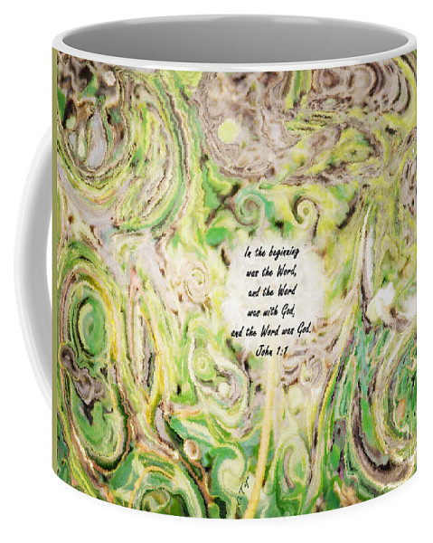 One Wish - Verse Coffee Mug featuring the photograph One Wish - Verse by Anita Faye