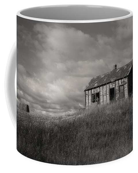 Landscapes Coffee Mug featuring the photograph Only We Can by The Artist Project
