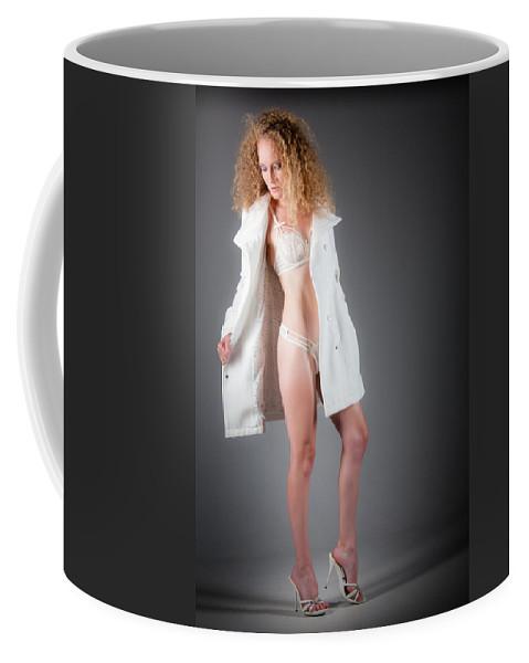 Ralf Coffee Mug featuring the photograph Open Coat by Ralf Kaiser