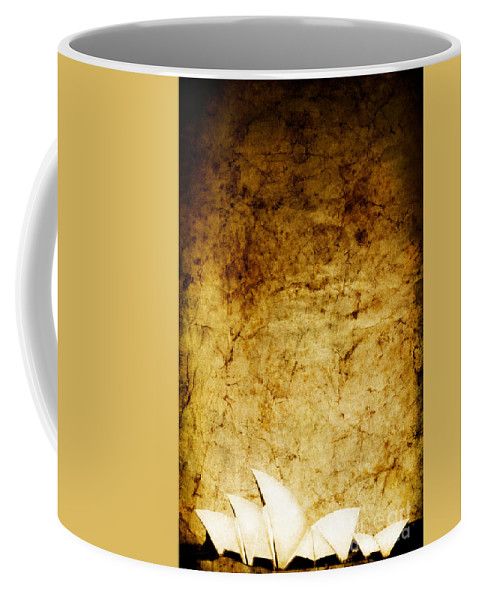 Architecture Coffee Mug featuring the photograph Opulence by Andrew Paranavitana