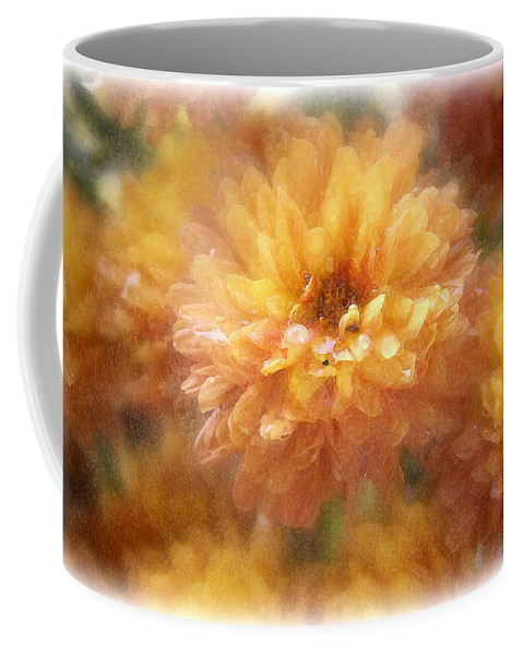 Flowers Coffee Mug featuring the photograph Orange Passion by Linda Sannuti