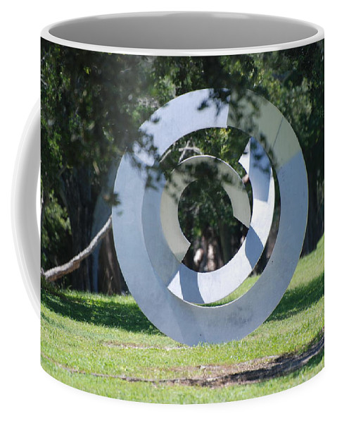 Landscape Coffee Mug featuring the photograph Orbs by Rob Hans