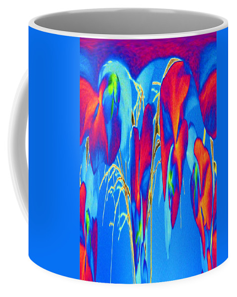 Orchid Coffee Mug featuring the photograph Orchid 2 by Tim Allen