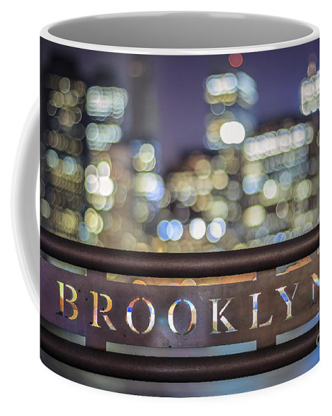 Kremsdorf Coffee Mug featuring the photograph Out Of Brooklyn by Evelina Kremsdorf
