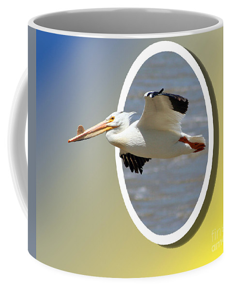 Oob Coffee Mug featuring the photograph Out Of Frame by Teresa Zieba