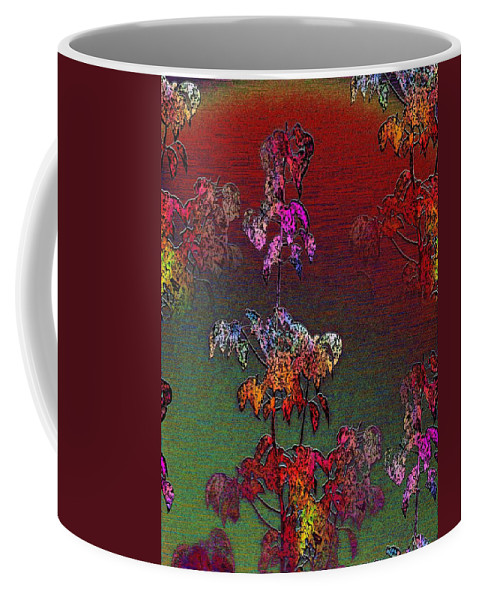 Mist Coffee Mug featuring the digital art Out Of The Mist 3 by Tim Allen