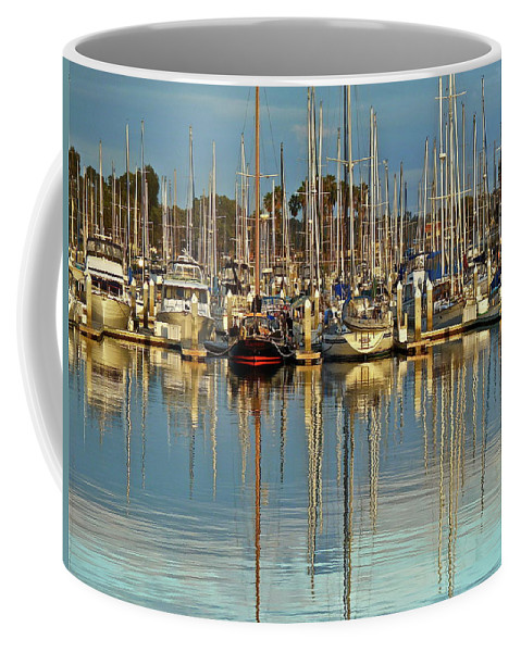 Boat Coffee Mug featuring the photograph Out Of The Ordinary by Diana Hatcher