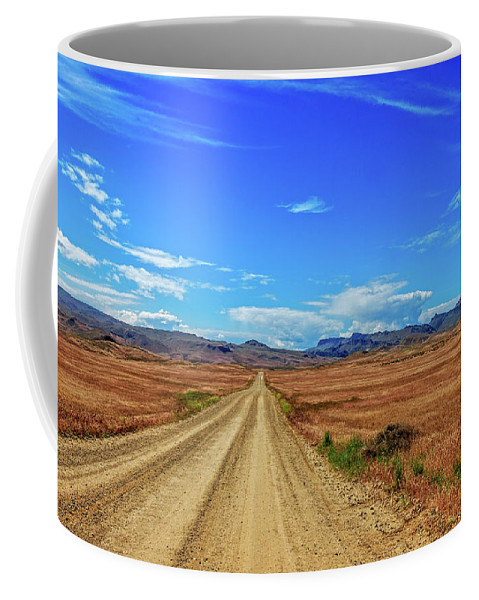 Desert Coffee Mug featuring the photograph Owhyee Desert by Robert Bales