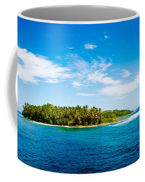 Solomons Coffee Mug featuring the photograph Perfectly Pacific by Mumbles and Grumbles