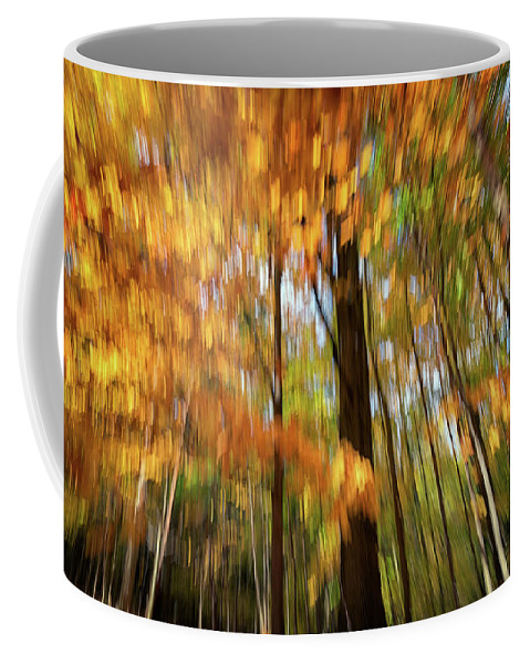 Fall Coffee Mug featuring the photograph Painted Autumn by Rick Berk