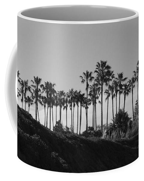 Landscapes Coffee Mug featuring the photograph Palms by Shari Chavira