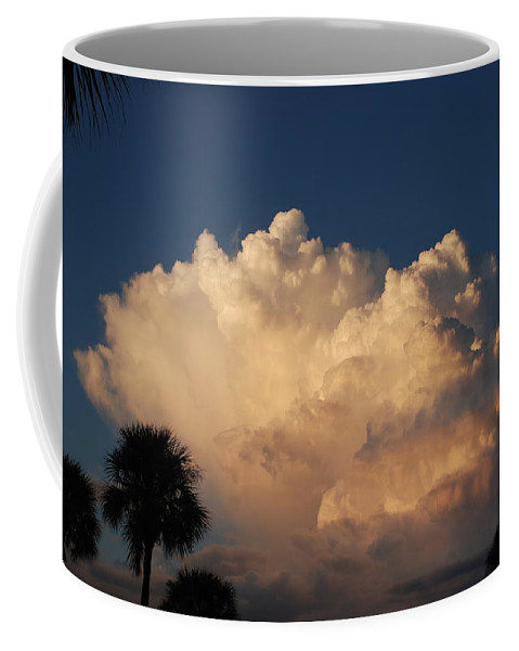 Clouds Coffee Mug featuring the photograph Paradise by Rob Hans