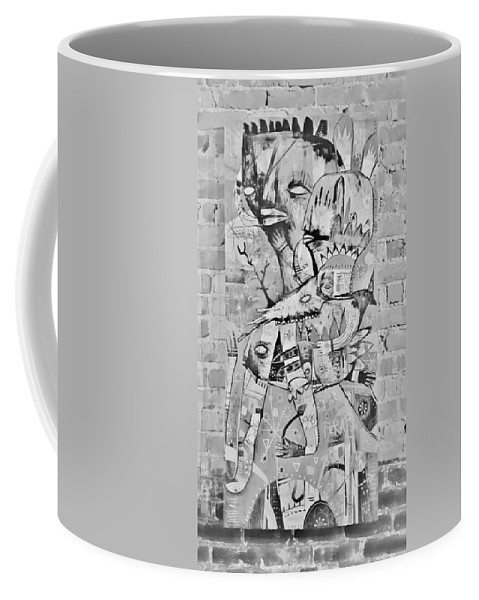 Inca Coffee Mug featuring the photograph Paramount O by Rob Hans