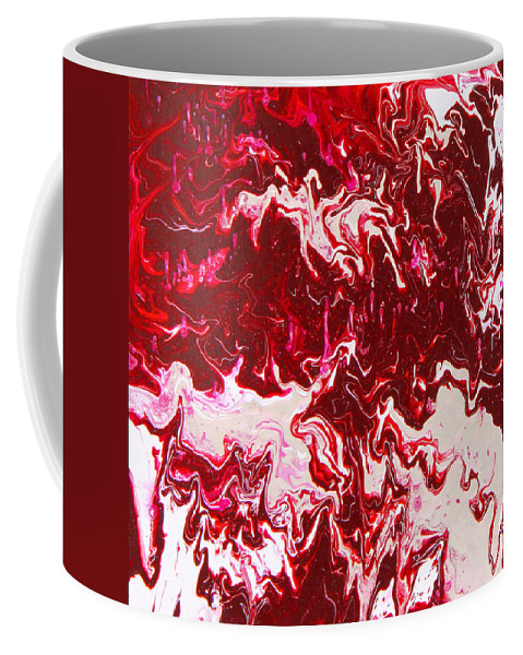 Fusionart Coffee Mug featuring the painting Parfait by Ralph White