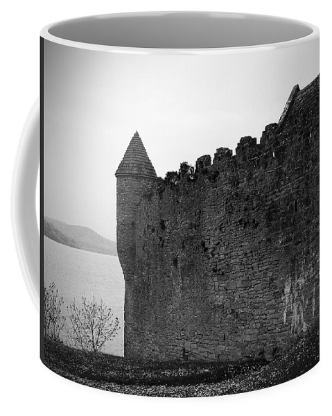 Ireland Coffee Mug featuring the photograph Parkes Castle County Leitrim Ireland by Teresa Mucha