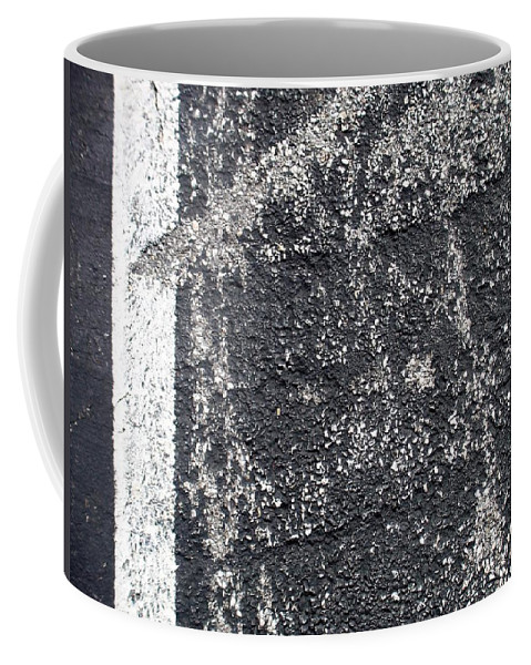 Parking Lot Coffee Mug featuring the photograph Parking Lot 3 by Anita Burgermeister